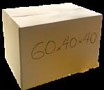 Χαρτόκουτο 60x40x40 cm ενισχυμένο