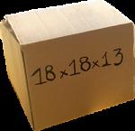Χαρτόκουτο 18x18x13 cm