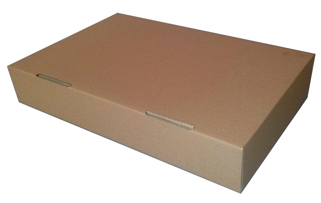 Χαρτόκουτο 50x30x9 cm Με Καπάκι DIECUT