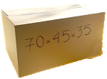 Χαρτόκουτο 70x45x35 cm