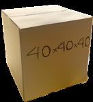 Χαρτόκουτο 40x40x40 cm